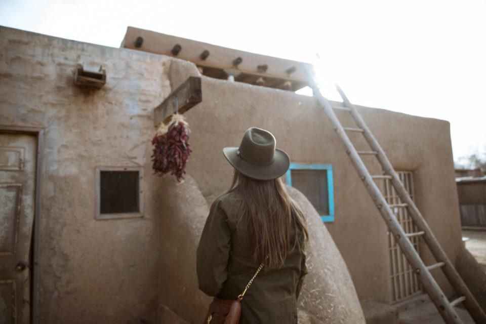 Visit Taos Pueblo