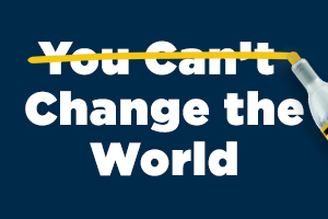 Change the world at Regis University